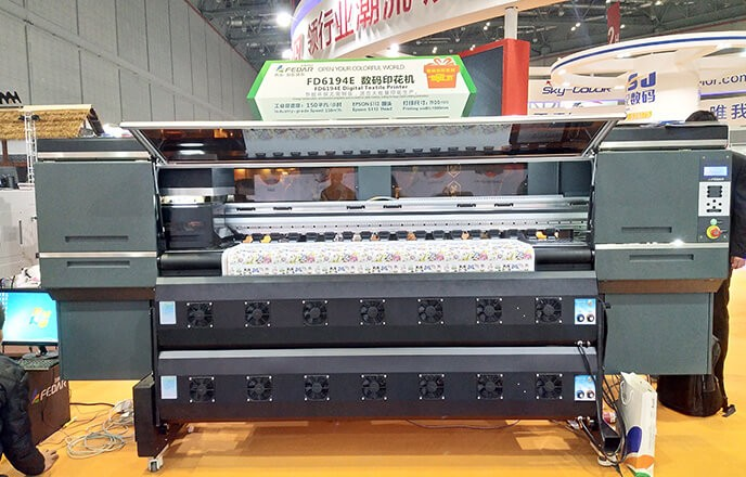 FD6194E Dye Sublimation Printer